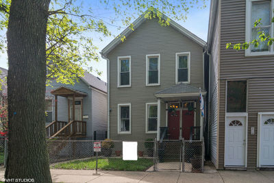 Multi Family Home For Sale: 1664 North Francisco Avenue