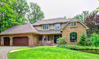 Oswego Single Family Home For Sale: 30 Crestview Drive