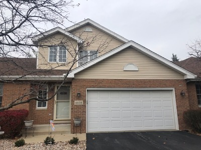Oak Forest Condo/Townhouse For Sale: 6638 Conway Court