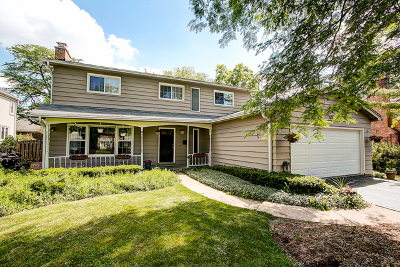 Deerfield Single Family Home For Sale: 1311 Linden Avenue