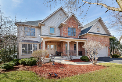 Aurora Single Family Home For Sale: 2884 Riverstone Court