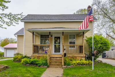Wilmington Single Family Home For Sale: 418 Wabash Street
