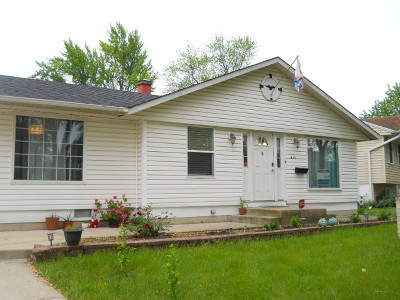 Glendale Heights Single Family Home Re-Activated: 415 Belden Avenue