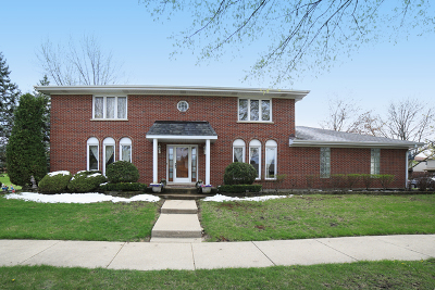 Mount Prospect Single Family Home For Sale: 601 South St Cecilia Drive