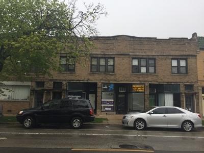 Multi Family Home For Sale: 2640-44 West Pratt Boulevard