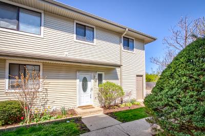 Warrenville Condo/Townhouse For Sale: 29w600 Winchester Circle North #4