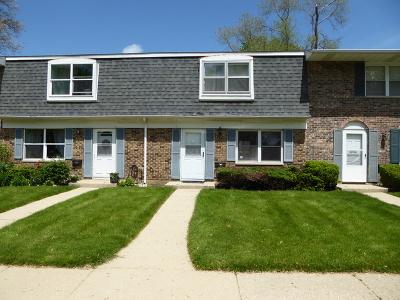 Streamwood Condo/Townhouse Contingent: 952 Miller Avenue