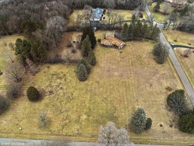 Barrington Hills Residential Lots & Land For Sale: 25 West Surrey Lane