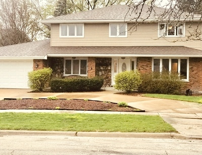 Orland Park Single Family Home For Sale: 15438 Tee Brook Drive
