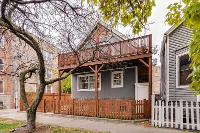 Single Family Home For Sale: 3346 North Marshfield Avenue