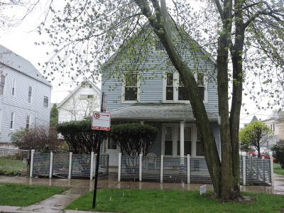 Multi Family Home For Sale: 3539 West Melrose Street