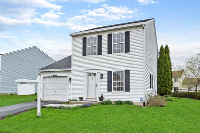 South Elgin Single Family Home Re-Activated: 695 Ridge Road