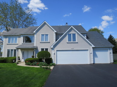 Buffalo Grove Single Family Home For Sale: 2294 Avalon Drive