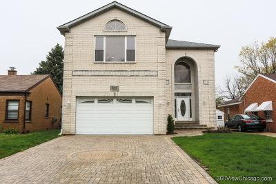 Morton Grove Single Family Home For Sale: 8240 Major Avenue