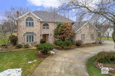 Frankfort Single Family Home For Sale: 1009 Prestwick Drive