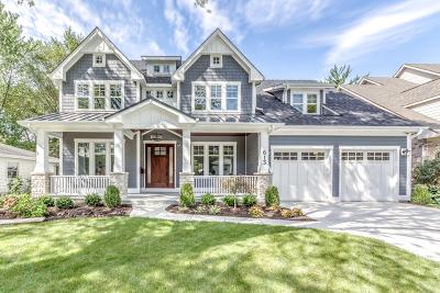 Naperville Single Family Home For Sale: 921 East Hillside Road