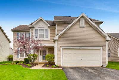Aurora Single Family Home For Sale: 2957 Savannah Drive