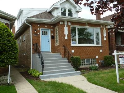 Elmwood Park Single Family Home For Sale: 7741 West Elmgrove Drive