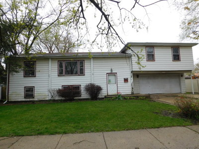 Orland Park Single Family Home For Sale: 14622 Willow Street