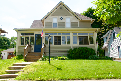 West Dundee Single Family Home Price Change: 420 South 1st Street