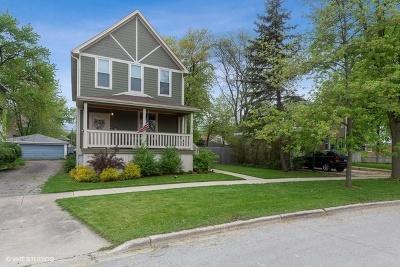 Brookfield Single Family Home For Sale: 3716 Woodside Avenue