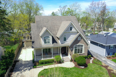 Naperville Single Family Home For Sale: 629 Wellner Road