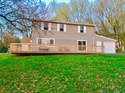 McHenry Single Family Home For Sale: 2609 Indian Trail