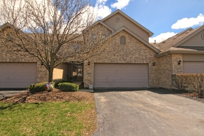 Orland Park Condo/Townhouse Price Change: 11841 Somerset Road