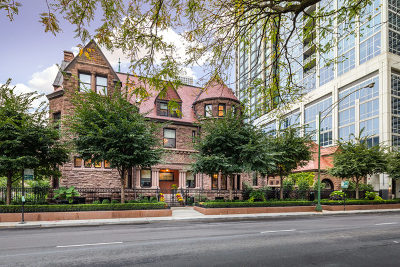 Chicago Single Family Home For Sale: 915 North Dearborn Street