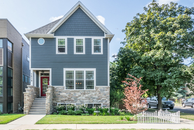 Andersonville Single Family Home For Sale: 1675 West Edgewater Avenue
