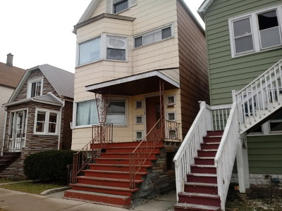 Cicero Multi Family Home For Sale: 4917 West 28th Place