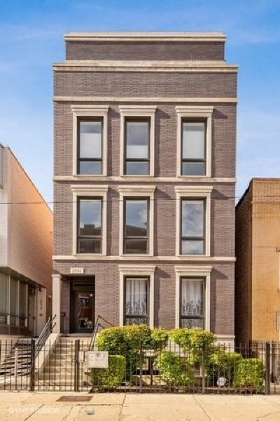 Condo/Townhouse New: 2032 West Superior Street #2