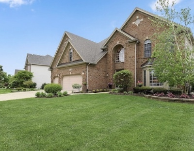 Naperville Single Family Home New: 3616 Kerriell Court