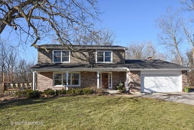 Barrington Hills Single Family Home For Sale: 176 Old Sutton Road