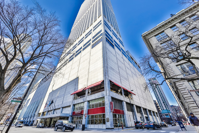 Streeterville, Gold Coast Galleria Condo/Townhouse For Sale: 180 East Pearson Street #4603