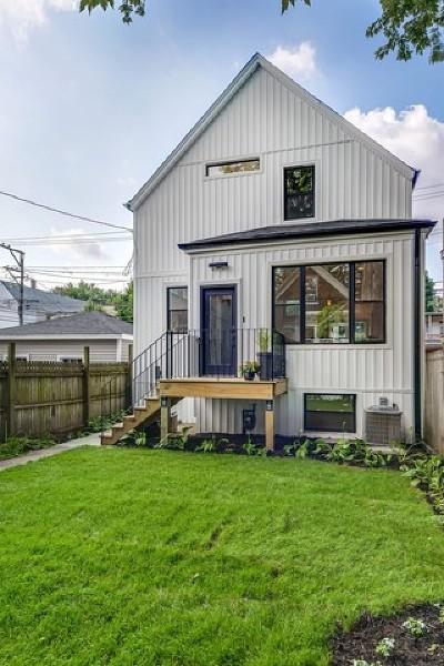 Roscoe Village Condo/Townhouse For Sale: 1847 West Cornelia Avenue #CH