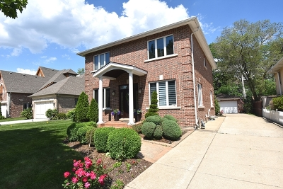 Hinsdale Single Family Home For Sale: 941 South Quincy Street