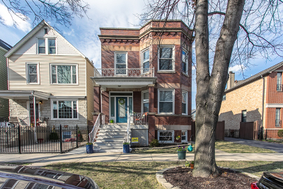 Multi Family Home For Sale: 2434 West Cuyler Avenue