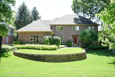 West Dundee Single Family Home For Sale: 2335 Preston Lane