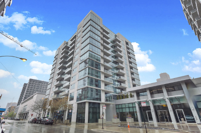 Condo/Townhouse For Sale: 123 South Green Street #1101B