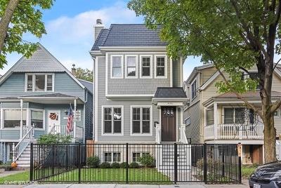 Single Family Home For Sale: 2153 West Berteau Avenue