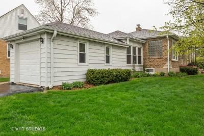Elmhurst Single Family Home Price Change: 293 North Oaklawn Avenue
