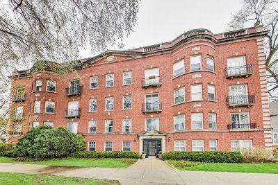 Evanston Condo/Townhouse For Sale: 939 Forest Avenue #2