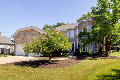 Lisle Single Family Home Price Change: 4415 Cascara Lane