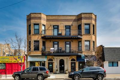 Condo/Townhouse For Sale: 4735 North Damen Avenue #3R