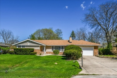 Tinley Park Single Family Home For Sale: 16441 Beverly Avenue