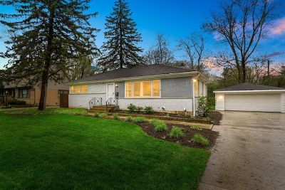 Single Family Home Price Change: 1008 Wakeman Avenue