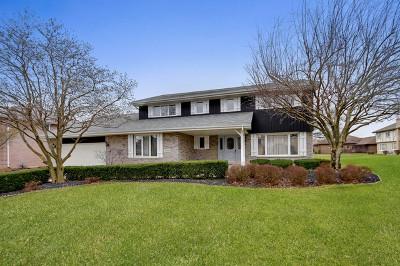 Orland Park Single Family Home Contingent: 7921 Teton Road