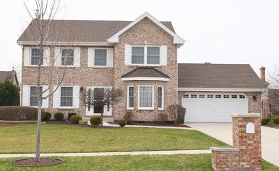 Woodridge Single Family Home For Sale: 1319 Lancaster Lane