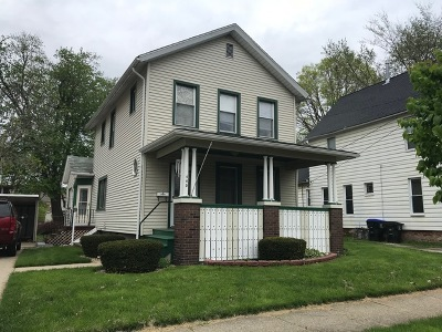 Single Family Home For Sale: 405 West Chestnut Street